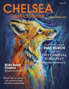 image of 2017 Fall Newsletter Cover