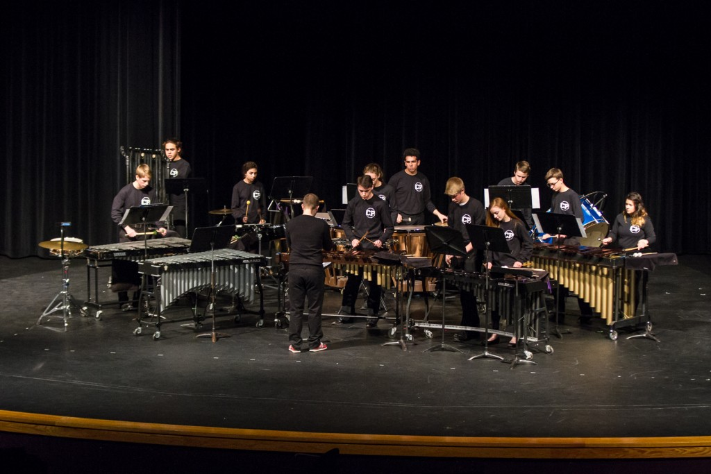 image of CHS Percussion Ensemble