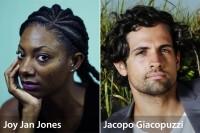image of Joy Jan Jones and Jacopo Giacopuzzi