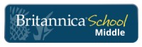 Image link to Britannica Middle School database