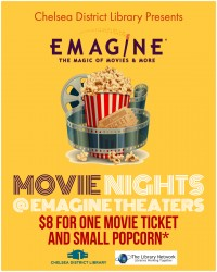 Image of Emagine Theater Discount image link