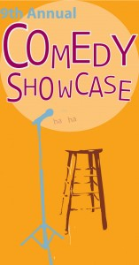 image of Comedy Showcase logo