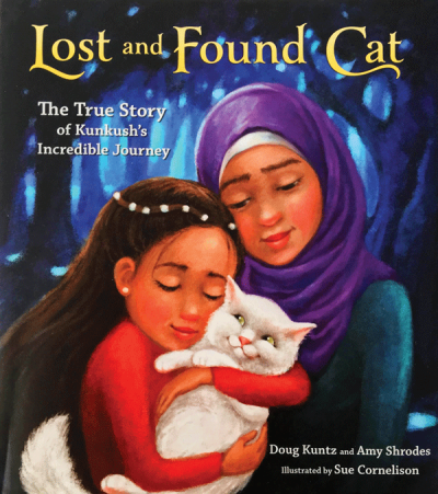 "cover image of ""Lost and Found Cat"""