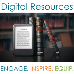 Image of eBook with text Digital resources