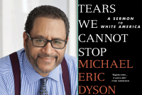 Image of Michael Eric Dyson and book