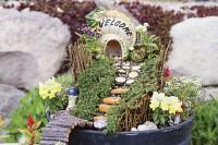 image of Miniature Fairy Garden