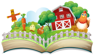 image for farmers market storytime