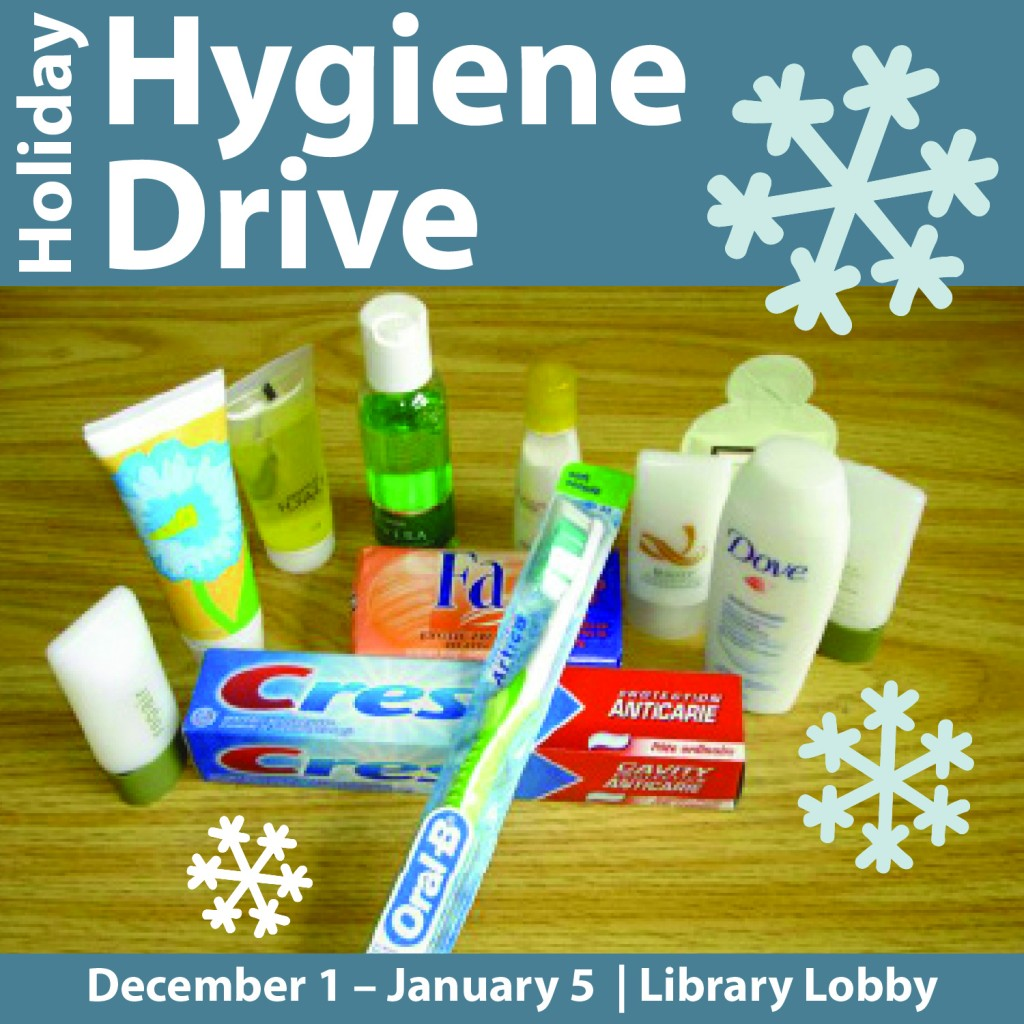 Image for Teen Holiday Hygiene Drive