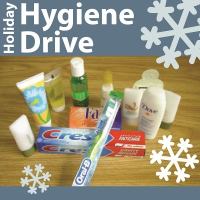 Image of Teen Hygiene Drive