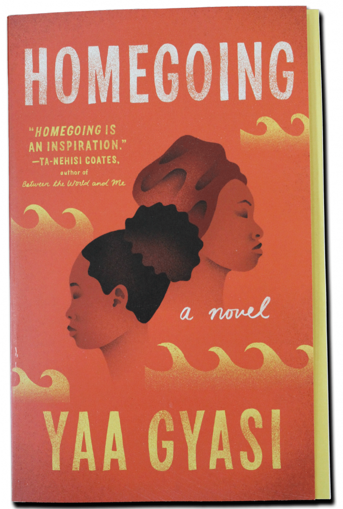 Image of Homegoing Book Cover