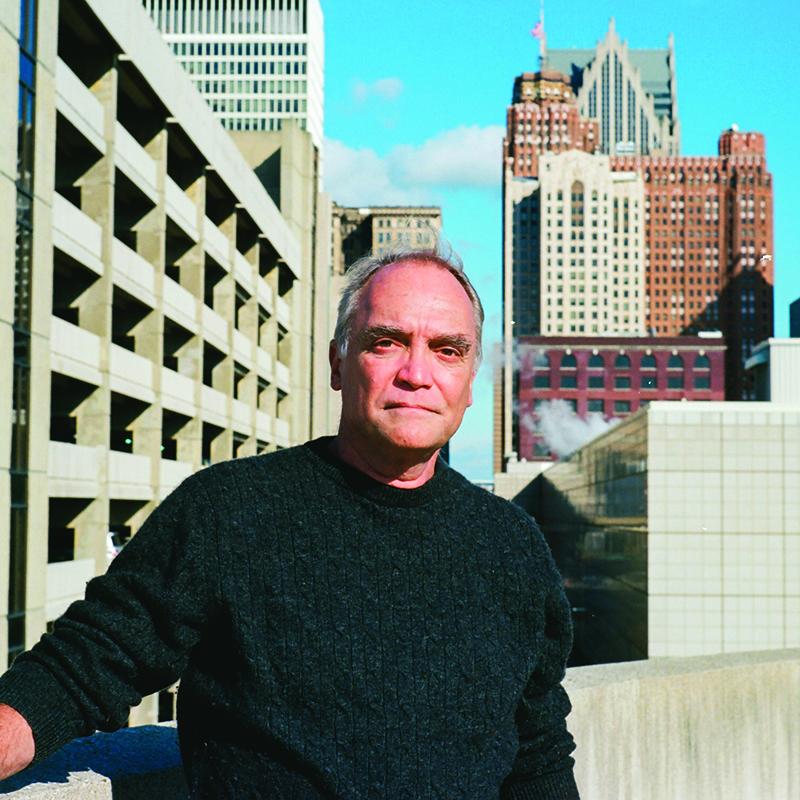 Photo of Jeff Morrison in Detroit