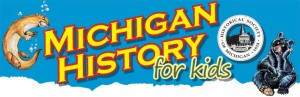 Michigan History for Kids graphic