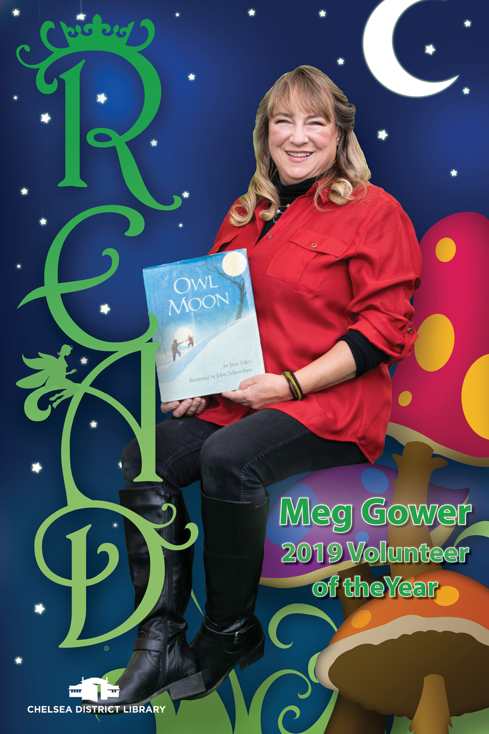 Photo of Meg Gower