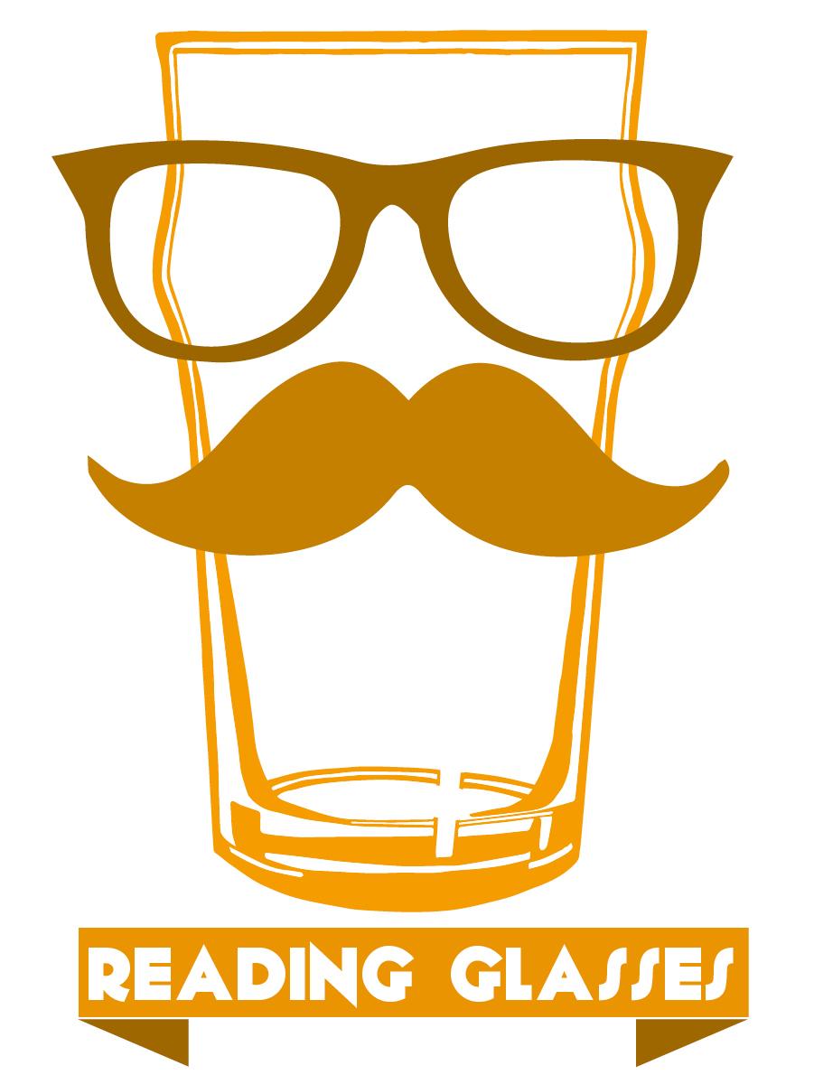 Reading glasses Book Club Logo