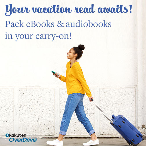 Image for digital audiobooks and books