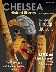 image of CDL summer newsletter cover