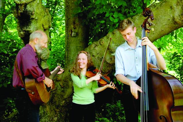 image of San, Emily & Jacob Trio