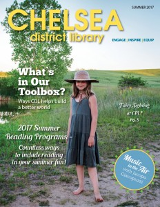 Image of CDL Summer 2017 Newsletter Cover