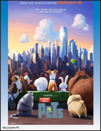 Image of The Secret Life of Pets movie
