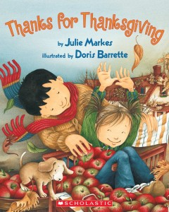 Cover of Thanks for Thanksgiving book