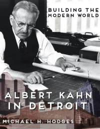 Book cover Albert Kahn in Detroit