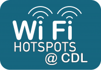 WiFi hotspot logo