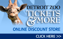 Image link for Detroit Zoo Discount Ticket