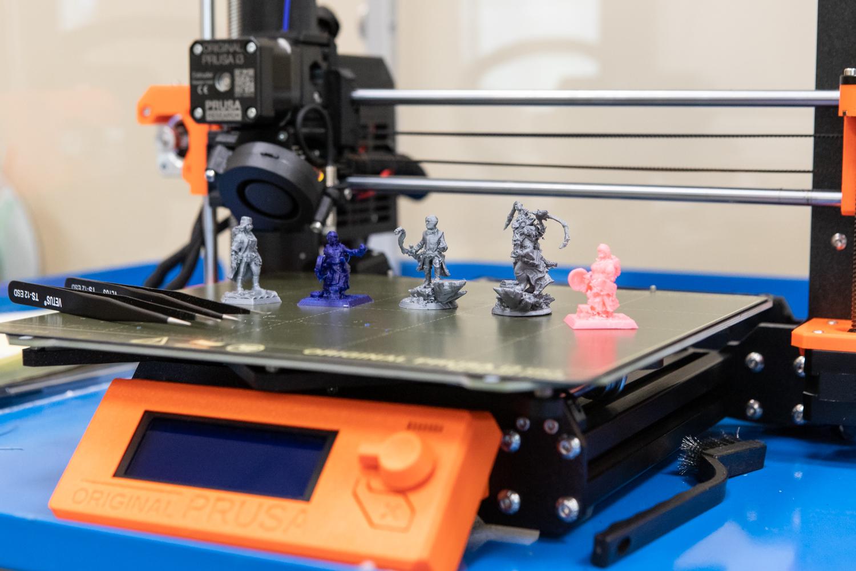 Image of 3-D printer