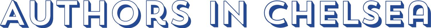 Authors in Chelsea Logo