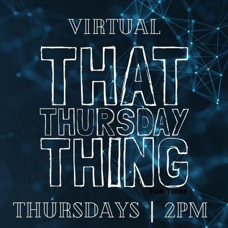 Virtual That Thursday Thing logo