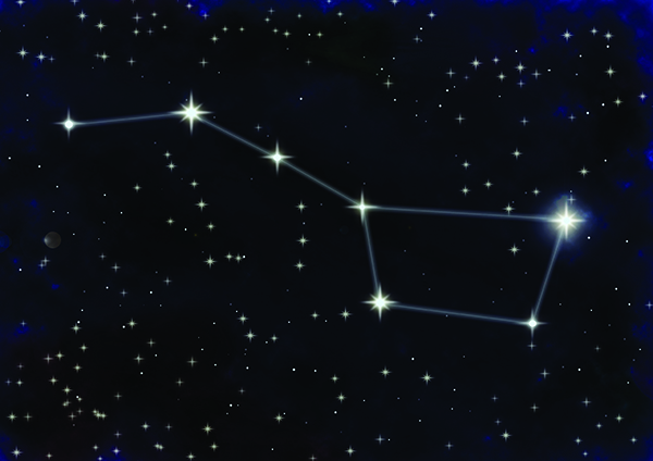 image of the Big Dipper