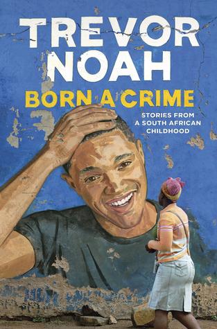 image of Born a Crime book cover