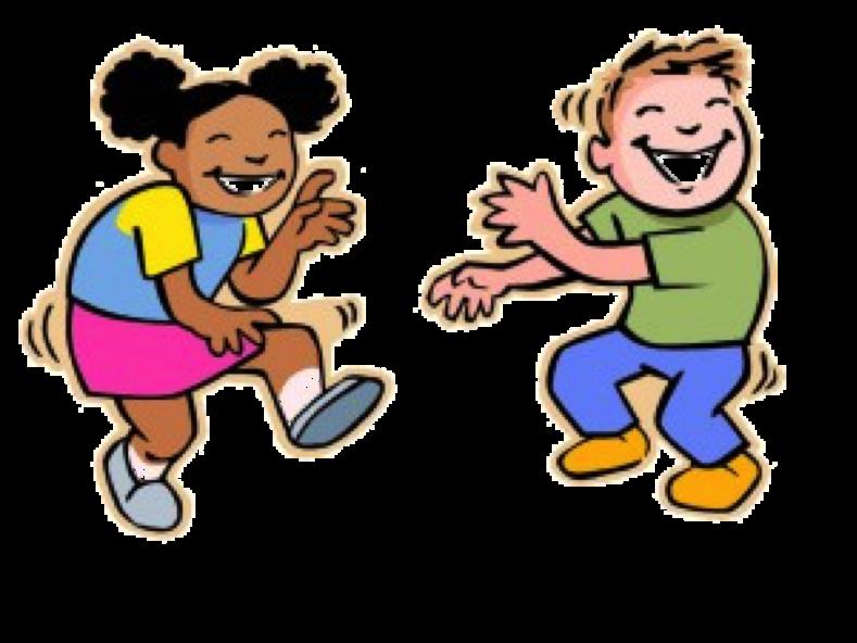 Image of boy and girl dancing