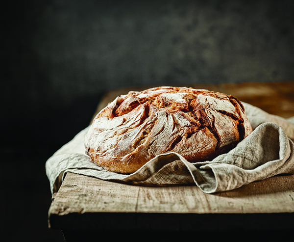 image of fresh baked bread
