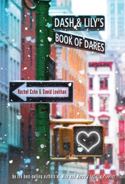 image of book cover for Dash and Lily's Book of Dares