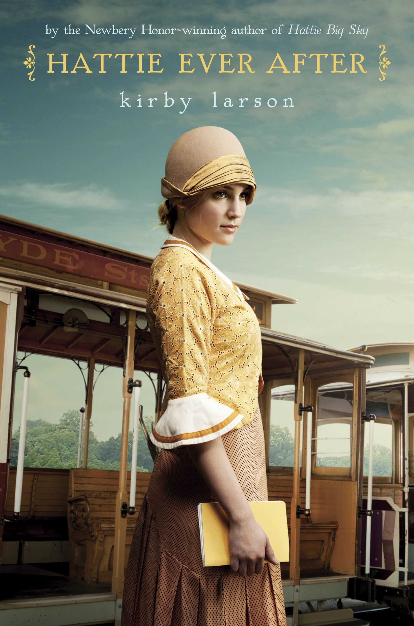 Image of hattie Ever After book cover
