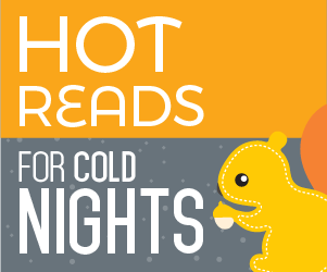 Image link to Hot Reads for Cold Night registration