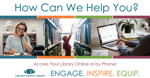image of ways the library can help
