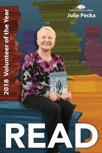 Image of 2018 CDL Volunteer of the Year recipient Julie Pecka