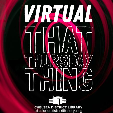 Image of Virtual That Thursday Thing logo