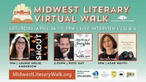 Midwest Literature Virtual Walk