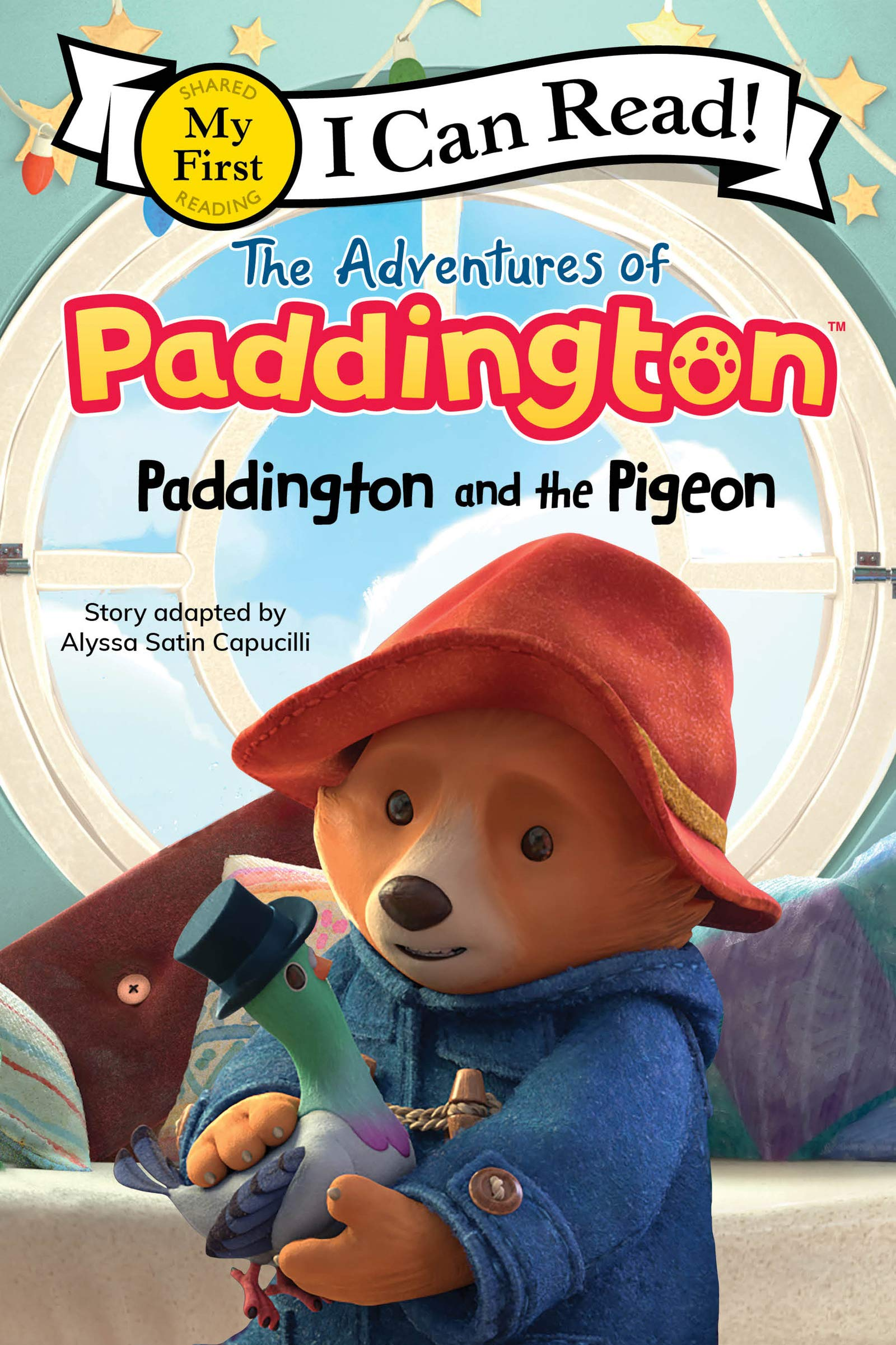 book cover of Paddington & Pigeon