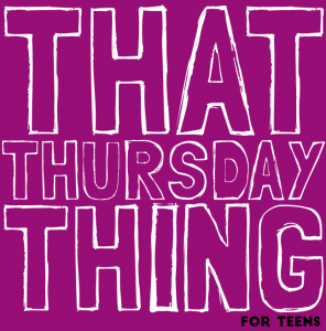 image of That Thursday Thing logo