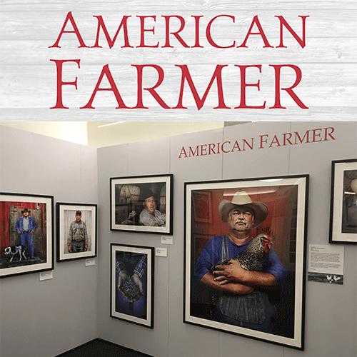 Photo of American Farmer Exhibition