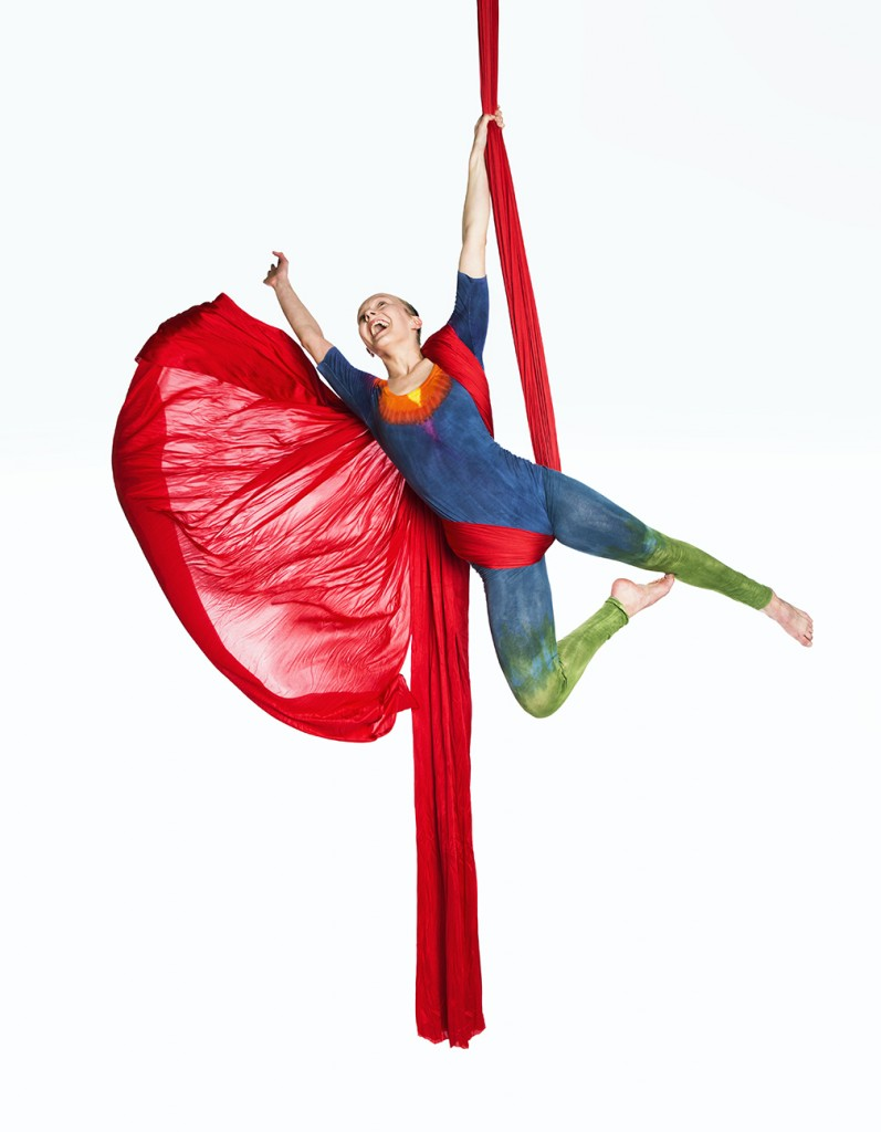 Image of Aviary Aerial Performer
