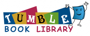 logo for Tumble Book library
